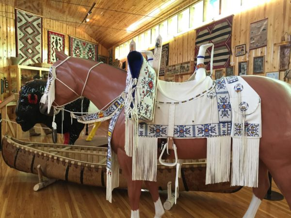 Horse Traditional Saddlery Crazy Horse South Dakota